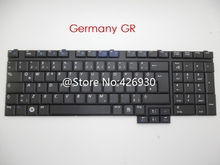 Laptop Keyboard For Samsung R700 R701 R710 R711 G25 Germany GR BA59 02359B BA59 02359C New