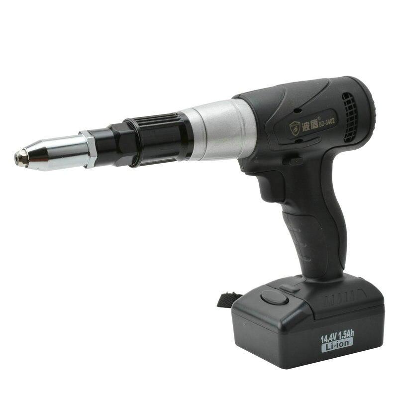 Gesipa electric nail gun pull rechargeable BD 3402 riveter