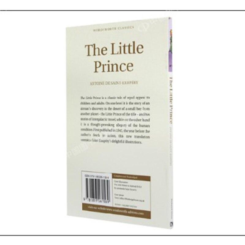 romance o pequeno principe edicao ingles livros 02