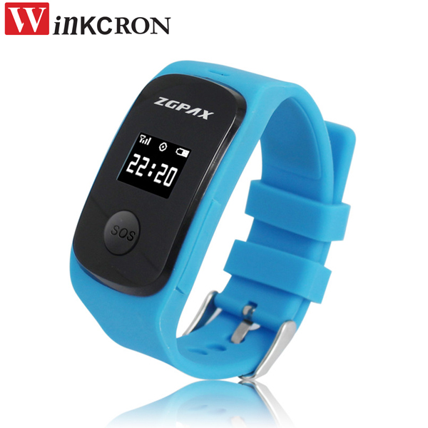 Best gps watch Kids Tracking Relgio GPS traker Watches Bracelet Digital LED Emergency SOS Call Wristwatch for Iphone Android
