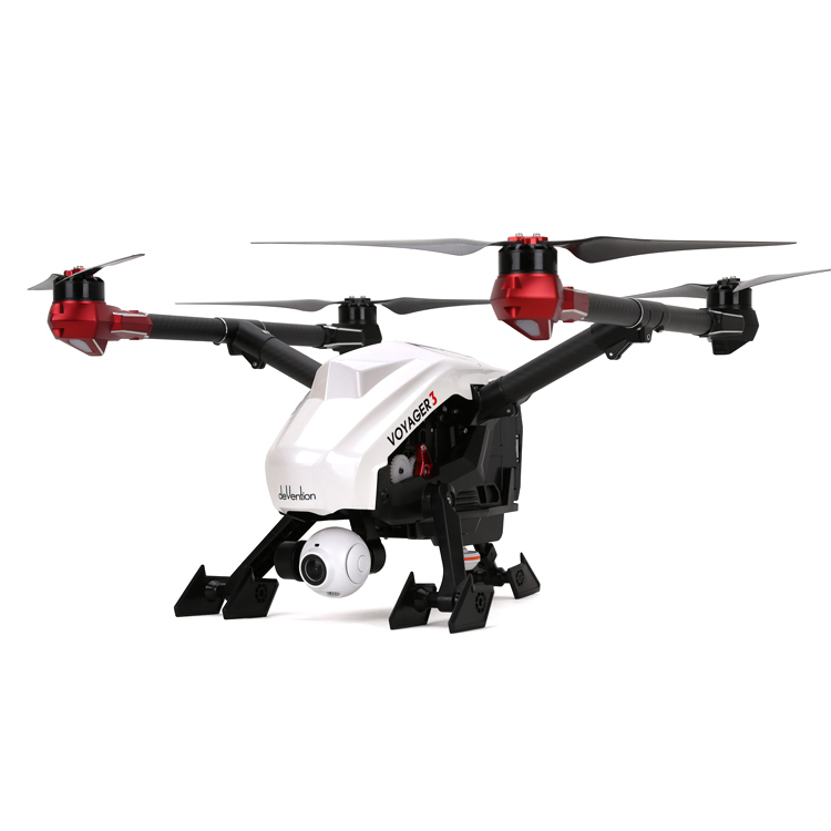 Walkera Drones UAV Helicopter RC Voyager 3 Big With Camera PK DJI Inspire 1 In From Consumer Electronics On