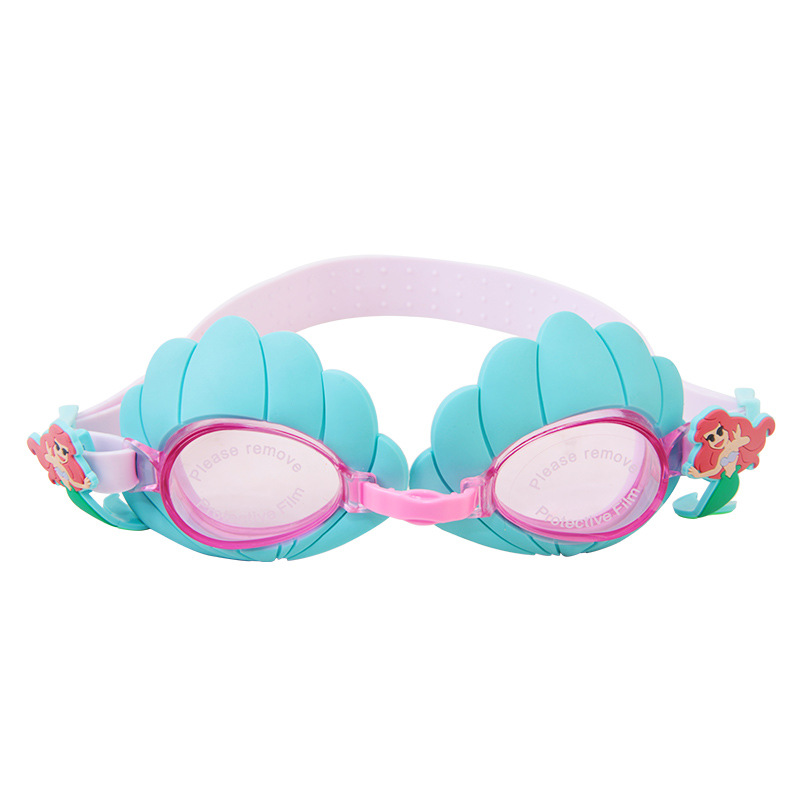 Quality Cartoon Princess Children swimming Goggles waterproof glasses Swim Eyeglasses Sports Swimwear summer birthday giftsQuality Cartoon Princess Children swimming Goggles waterproof glasses Swim Eyeglasses Sports Swimwear summer birthday gifts