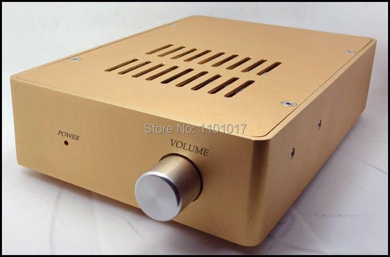 Weiliang Breeze audio Music Box A1 чисто усилитель мощности HIFI EXQUIS ссылкой HDAM транзисторный усилитель BOXMA1