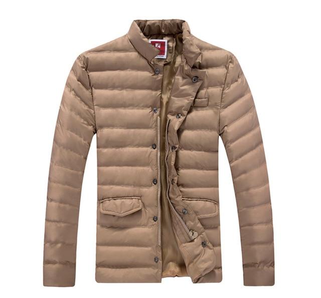 PQ109 parka men Stand Collar winter jackets mens winter jackets and coats winter jacket men 2016