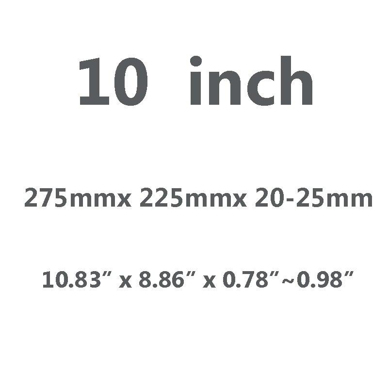 Viviratiion Универсальный 9.6 9.7 10.1 10.2 10.5 дюймов messneger ноутбук сумка Мягкий Планшеты 10 дюймов чехол для Chuwi hi10 teclast HP
