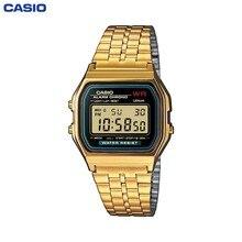Наручные часы Casio A-159WGEA-1E мужские электронные на браслете