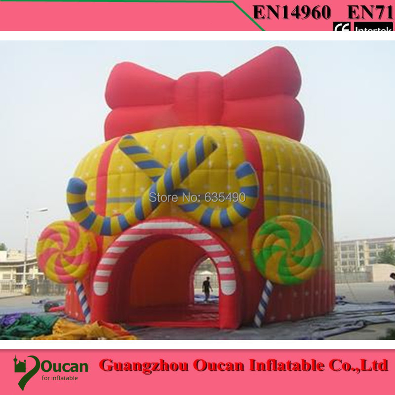 Small inflatable igloo tent for event/party with freeshipping by DHL romatic inflatable light ivory for event and party decoration