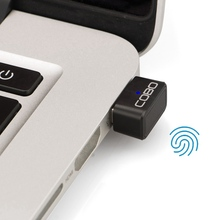 Mini Smart Fingerprint USB Module 0.25S Fast Response Portable Laptop Notebook PC Security Lock for Win10 Upgraded Version