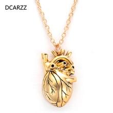 New Heart Shape Pendant Necklace Gift Women Choker Necklace