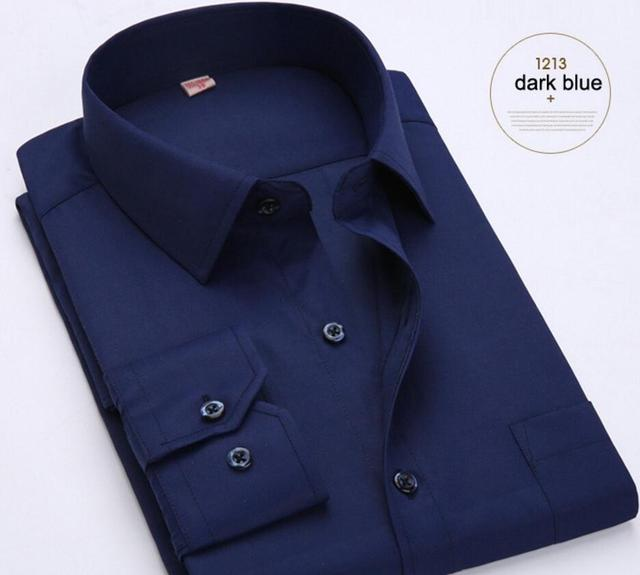 High quality customized design classic single-breasted long-sleeved shirt wedding occasions formal suit shirt fashion style