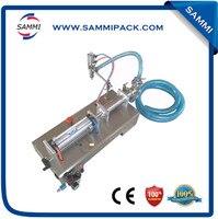 G1WY-100 Pnömatik tek patlamaya dayanıklı sıvı dolum makinesi 10-100 ml