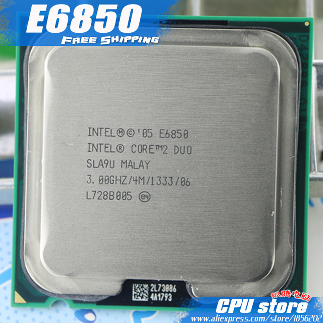 INTEL R CORE TM 2 DUO CPU E6850 WINDOWS 8 DRIVER DOWNLOAD
