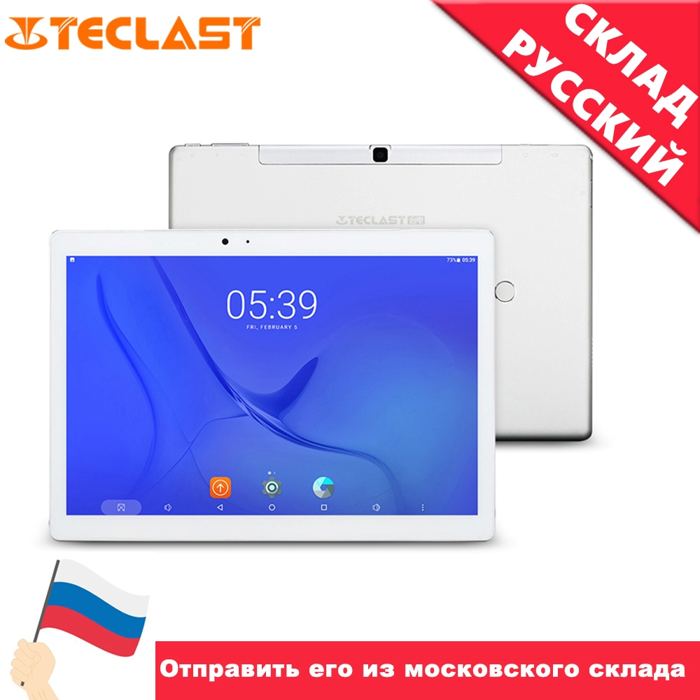 10.1 inch 2560*1600 Teclast T20 Tablet PC 4G Phone call MT6797 Helio X27 Deca Core Android 7.0 4GB RAM 64GB ROM 8100mah 13MP image