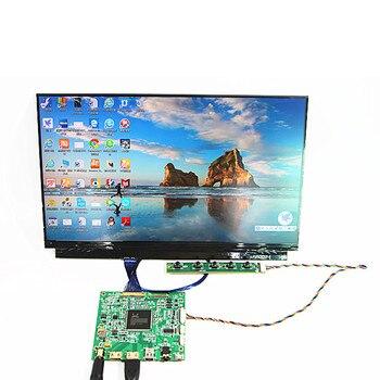 DP + 2 мини HDMI + Аудио ЖК-плата драйвера + 12,5 дюймов ЖК-панель LQ125D1JW34 3840*2160 4K LCD DYI наборы для Raspberry Pi 3B 2