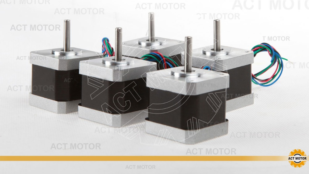 free to EU 5axis nema 17 stepper motor 48mm 1.3A / 73oz-in  48MM   17HS5413 for 3D printer sitemap 171 xml
