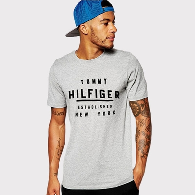 ca485119eb1df Hombre camiseta nueva de la llegada 2016 hombres de moda o cuello Casual  Tops y camisetas nueva marca de diseño de cuello redondo T Shirts en  Camisetas de ...