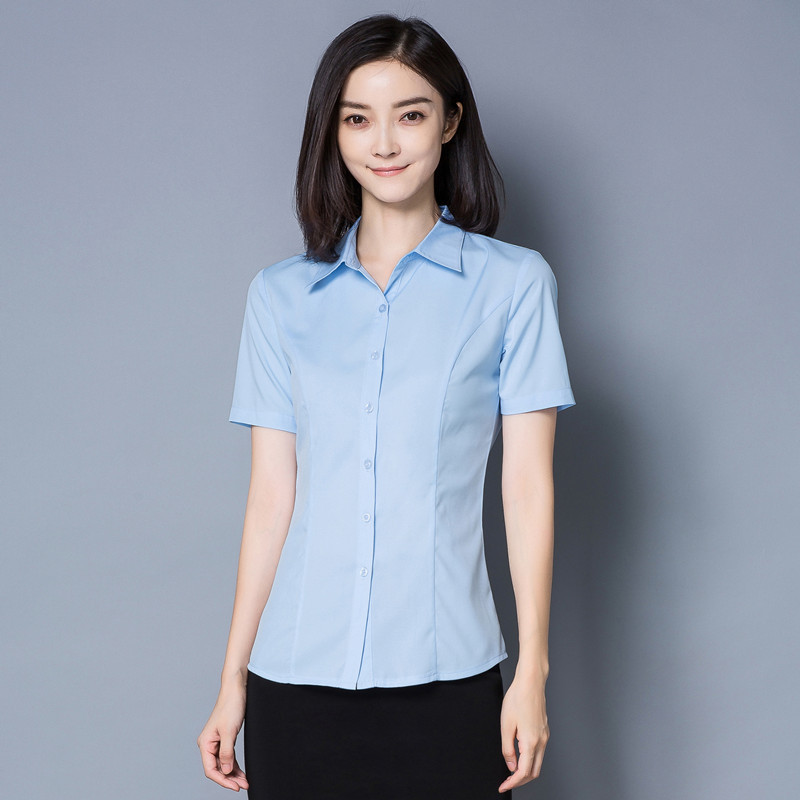 Womens Tops and Blouses Cotton Women Shirts Short Sleeve White Women Blouses Korean Fashion Clothing Plus Size XXXL 4XL in Blouses amp Shirts from Women 39 s Clothing