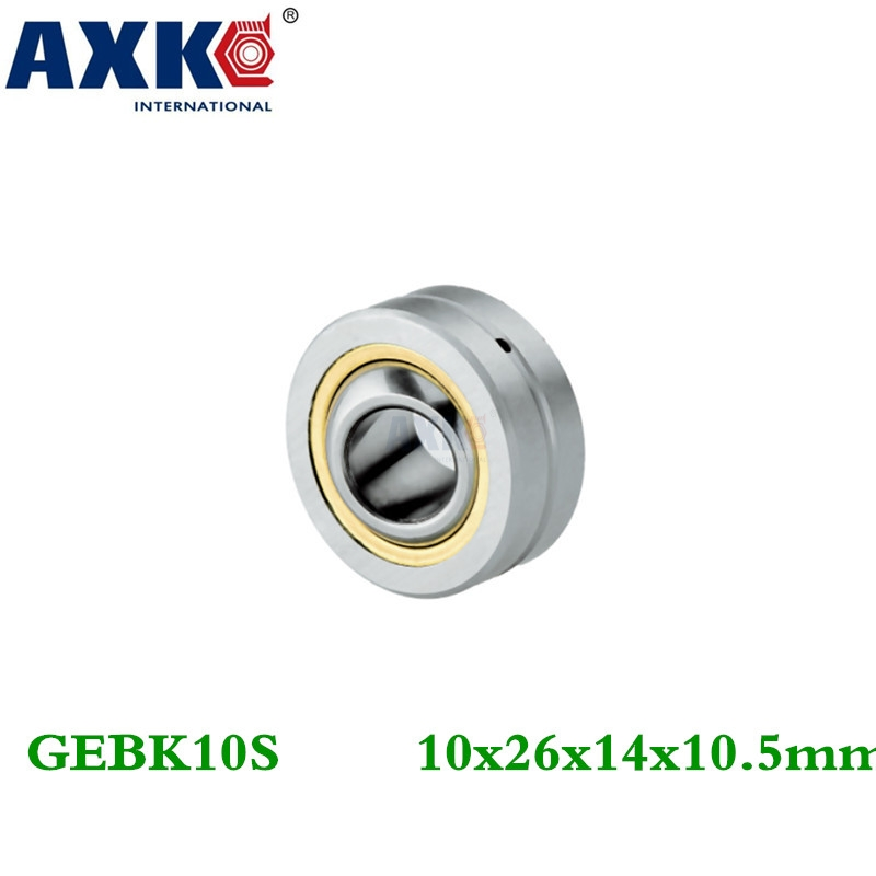 Axk Gebk10s Pb-10 Radial Spherical Plain Bearing With Self-lubrication For 10mm Shaft kid s box 2ed 6 pb