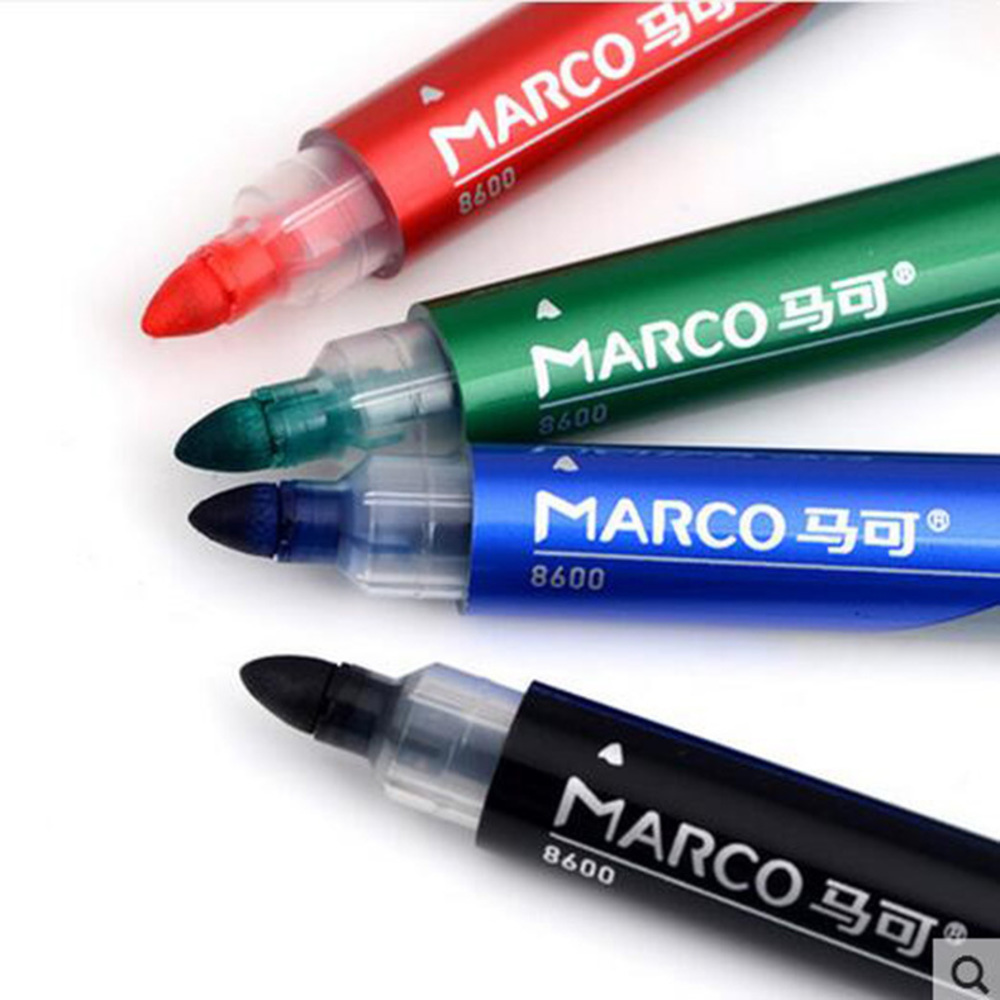 10 Pcs/ Office supplies/ Water-based Whiteboard Markers Pen Office Can Wipe Children's Drawing Board Black Red Blue Green/Z028 magdi mousa genome mapping of radish raphanus sativus l using pcr based markers