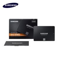 Samsung ssd hard drive 860 EVO 250GB 500GB ssd1TB SATA 3 2.5 inch HDD Hard Disk HD SATA III SSD for Laptop Computer
