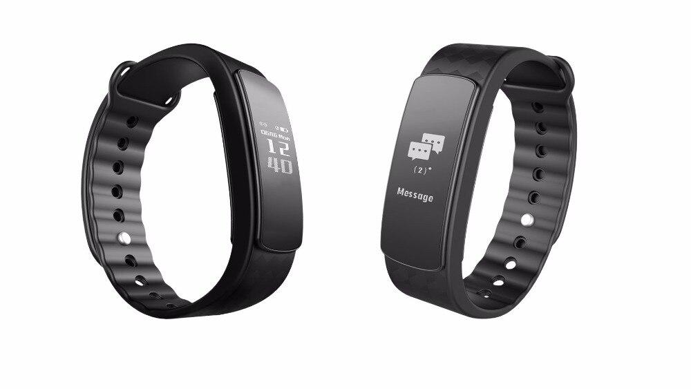 Smart Fitness Horloge i3 HR IP67 Waterdichte Bluetooth Polsband met ...