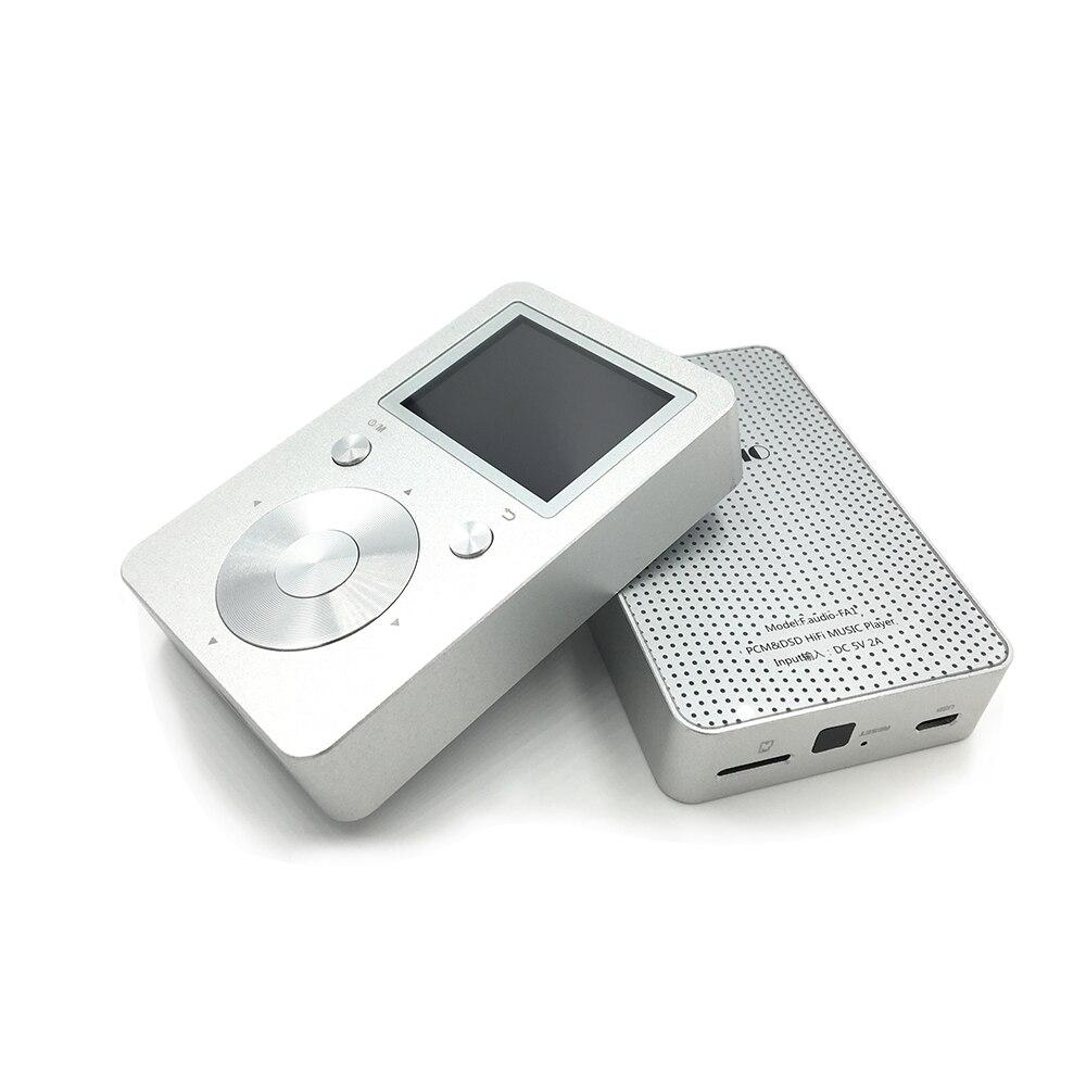 F. Audio FA1 HiFi Sans Perte Lecteur de Musique avec AK4497EQ DAC MP3 DSD Numérique Audio Lecteur DAP