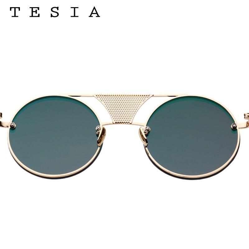 TESIA alternativne modne sunčane naočale za žene dizajnerske marke - Pribor za odjeću - Foto 5