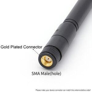 Image 4 - 8dBi RP SMA זכר מחבר 2.4ghz אנטנה גבוהה רווח ארוך טווח 2.4G 4G 5G אנטנות אוניברסלי WIFI antenne ארוך אווירי