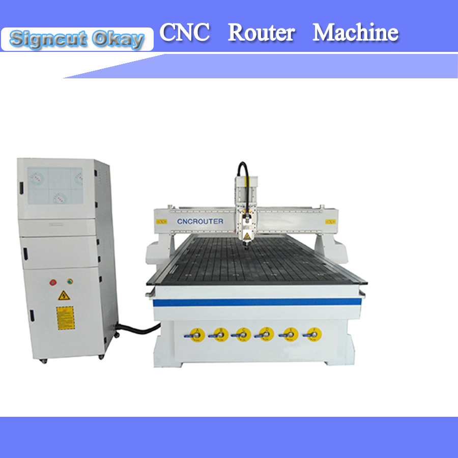 Factory price <font><b>cnc</b></font> <font><b>router</b></font> machine/woodworking machine <font><b>1325</b></font> wood <font><b>cnc</b></font> <font><b>router</b></font> with vacuum working table in stock image