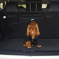 148x120cm Waterproof Pet Dog Mat Boot Tray Car Boot Liner Rear Seat Cover Protector Travel 600D