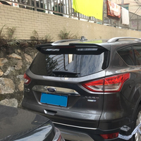 For Escape Kuga Spoiler ST ABS Material Car Rear Wing Primer Color Rear Spoiler For Ford