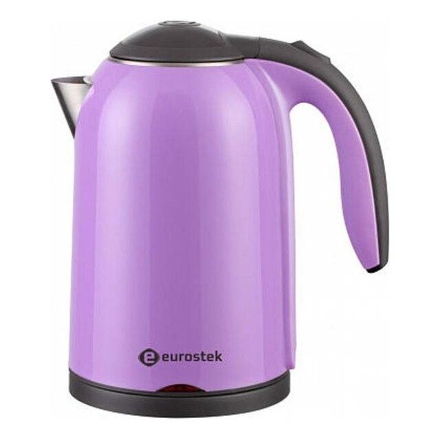 Чайник электрический Eurostek EEK-1703S (мощность 1800 Вт, объем 1.7 л, подсветка, защита от перегрева)