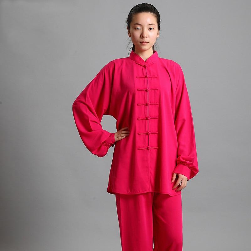Novo Design Cor 14 Wushu TaiChi KungFu