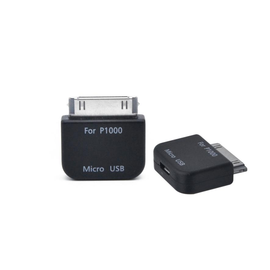 Good Sale HOT Micro USB Female to 30 pin Adapter for Samsung galaxy tab P1000 7500 7510 Feb 27
