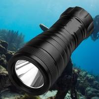 Brinyte/Nitesun DIV03 LED Diving Light CREE XML2 800lm LED Scuba Diving Torch LED Dive Flashlight 200M Underwater Lamp