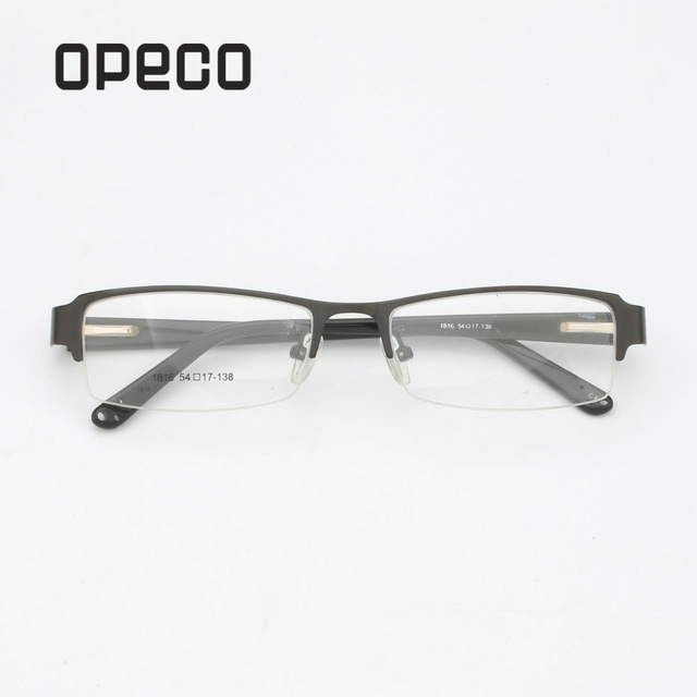 a9aa94f5e052 Opeco big sale men s classical eyeglasses including prescription lenses  eyewear RX recipe male frame spectacles