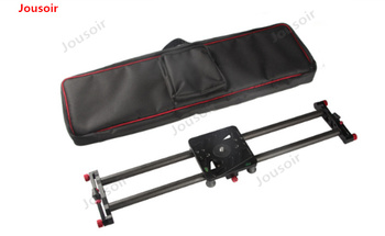 Rail systems SLR track camera camera carbon fiber track light camera bearing double rail systems CD50 T03