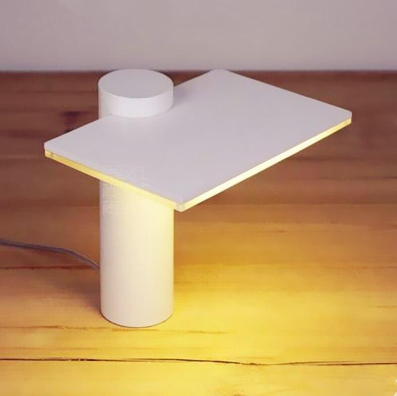 Acquista all 39 ingrosso online cilindro lampada da tavolo da - Lampade da lettura a letto ...