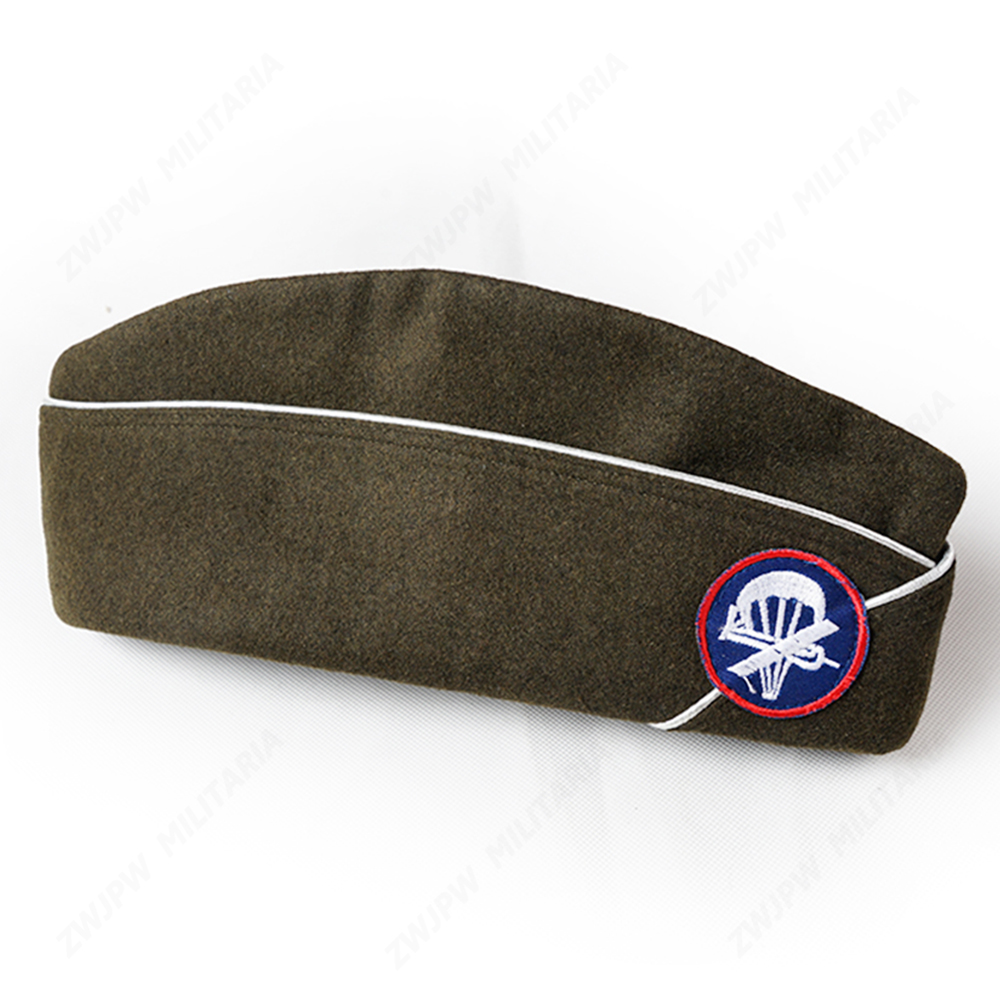 WW2 US ARMY AIRBORNE HAT WOOLEN GARRISON CAP HAT 3colors army embroidery cap casual outdoor us navy baseball caps holiday army fans army embroidery cap gorras beisbol army