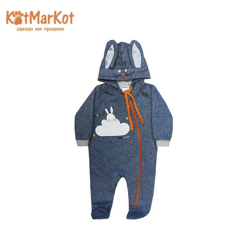 Jumpsuit for boys КОТМАРКОТ 76601 jumpsuit for girls котмаркот 76402
