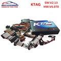 Free shipping K-TAG ECU Chip Tunning KTAG V2.13 Firmware Ktag V6.070 Reading K TAG ECU Programming Tool