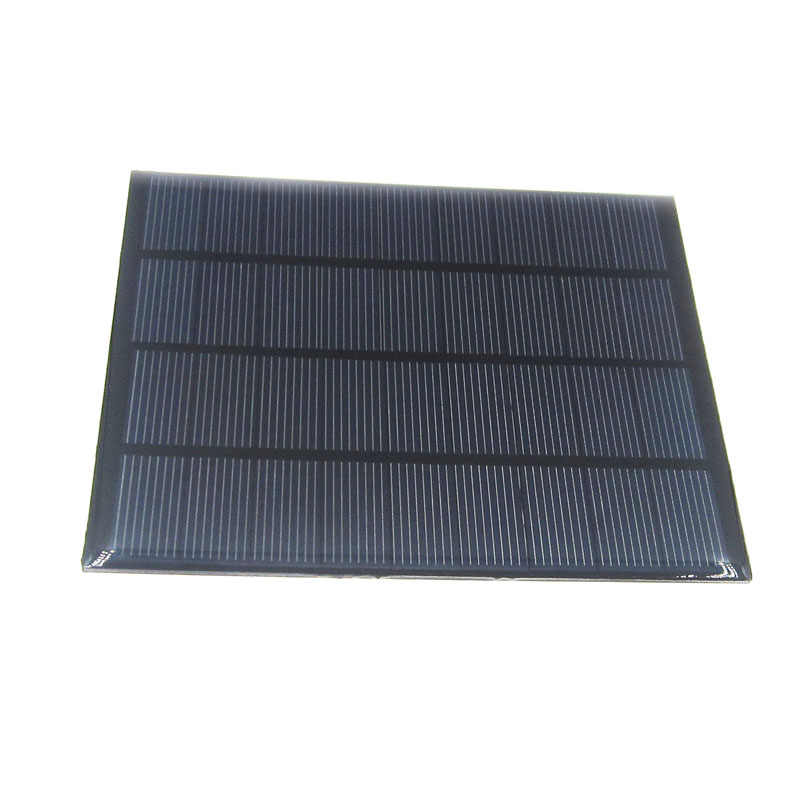 Mini Solar Panel 9V 1.5W Solar System DIY For Battery Cell Phone Chargers Portable Solar Cell