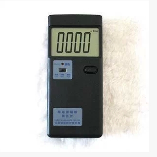 QX-5 digital radiation detector meter monitor electromagnetic radiation tester household radiation test pen electromagnetic radiation tester sound and light alarm test pen detection measuring tools
