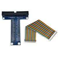Orange Pi 40 Pin GPIO Cable Line Adapter 40 Pin GPIO Extension Board For Banana Pi