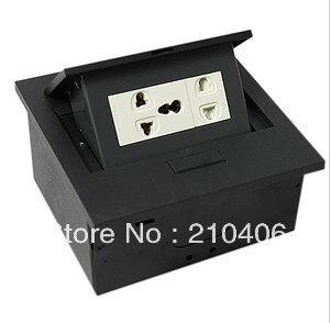 ФОТО Multimedia socket / pop- socket / desktop hidden socket / multi-function socket / information interface box