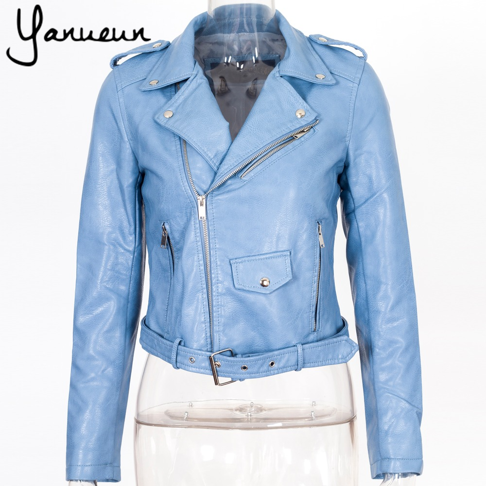 Cool leather jackets women