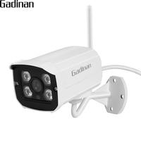GADINAN Yoosee IP Camera Wifi ONVIF P2P 1080P 720P Wireless Wired Night Vision 2.8mm Outdoor Security SD Card Slot Max 128G