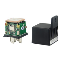 BEST GPS Tracker Mini GPS Car Locator Cut Off Fuel Hidden Design GSM Car Tracker Google Maps Track Shock Alarm Free APP