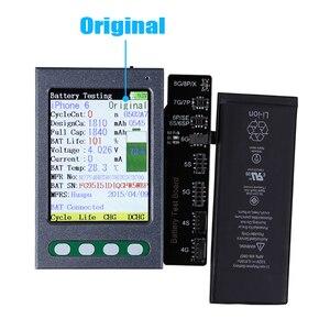 Image 5 - Verificador da bateria do cabo de usb para o iphone xs xr xs max x 8 p 7 p 6 s 6 6 p 5 5S verificador de dados do cabo da bateria ciclo claro