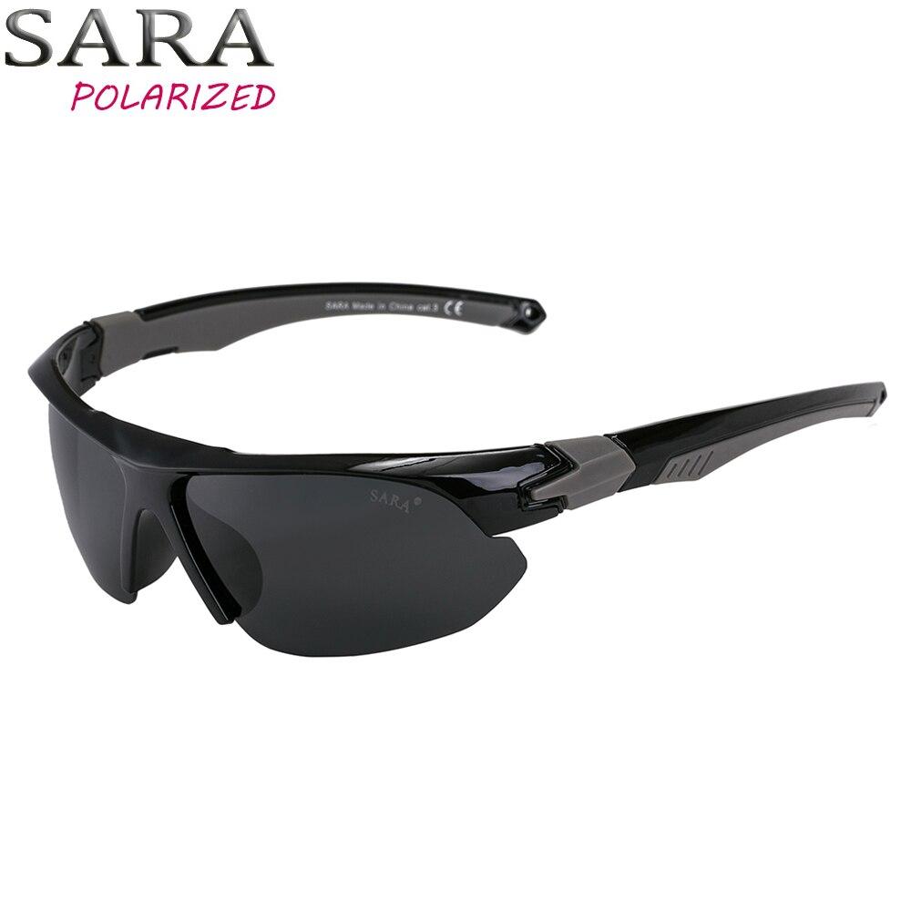 4590d1172 Best buy SARA 2018 New Polarized Sunglasses Men Brand Designer Men Goggles  Glasses High Quality Lower Price Eyewear UV400 oculos vintage online cheap